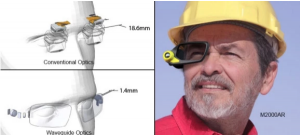 Vuzix develops Google Glass-like smart glasses