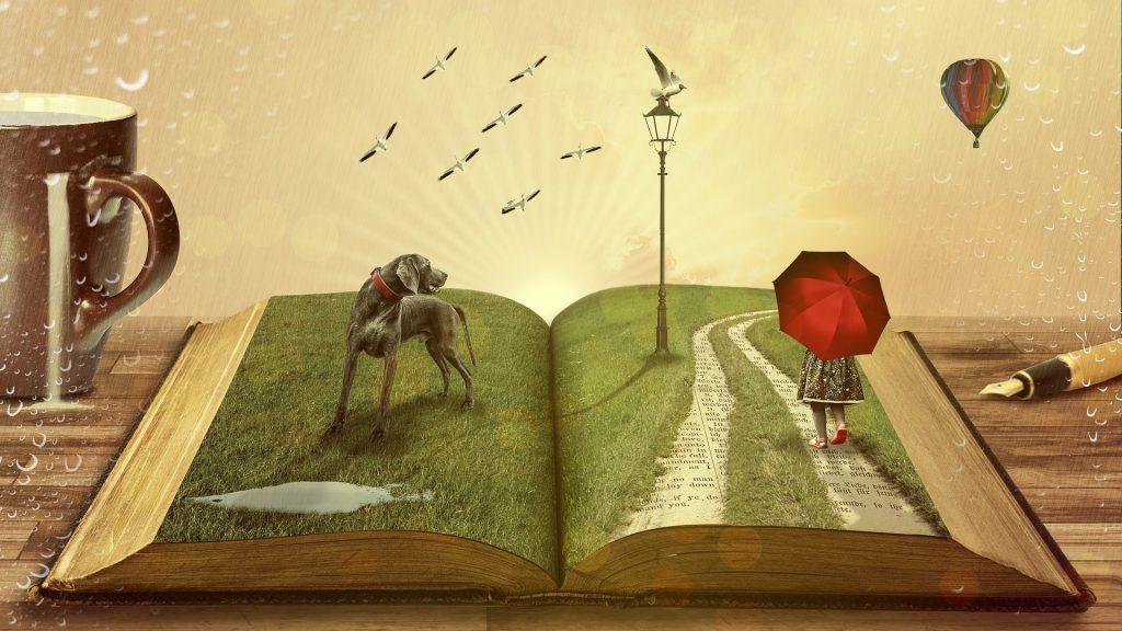Literary magic