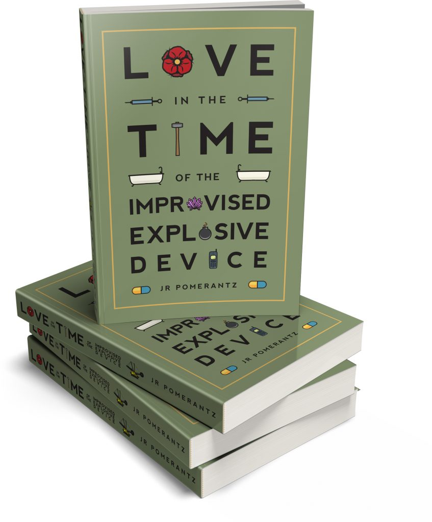 Love in the Time of the Improvised Explosive Device